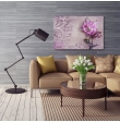 Tablou multicanvas decor flower passion model BM6692