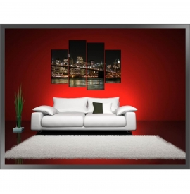 Tablou canvas decor modern - Automobil - Cuba model BM1P7534-1