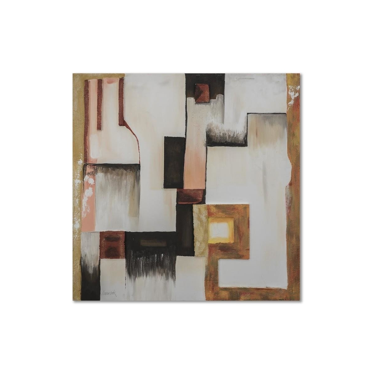 Canvas, Picture on canvas, Abstraction20x20